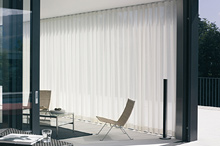 Silent Gliss S-fold Curtains